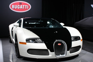 Event Highlight: Bugatti Blanc Noir at the 2012 New York Auto Show