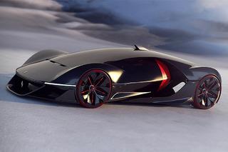 Meet the Winner of the Ferrari Top Design School Challenge