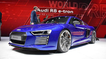 2015 Audi R8 lineup introduced in Geneva