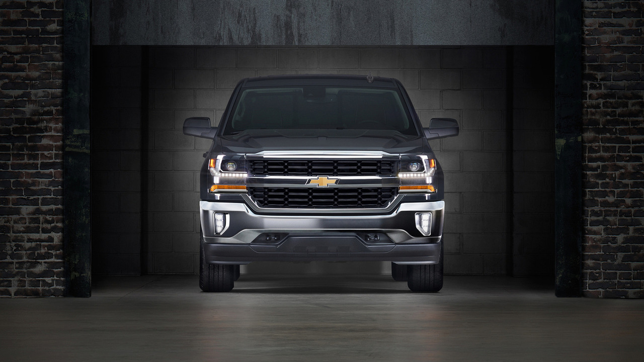 2016 Chevrolet Silverado with eAssist