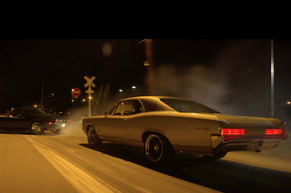 Aaron Paul Flexes Some Muscle in New 'Need For Speed' Clip [Video]