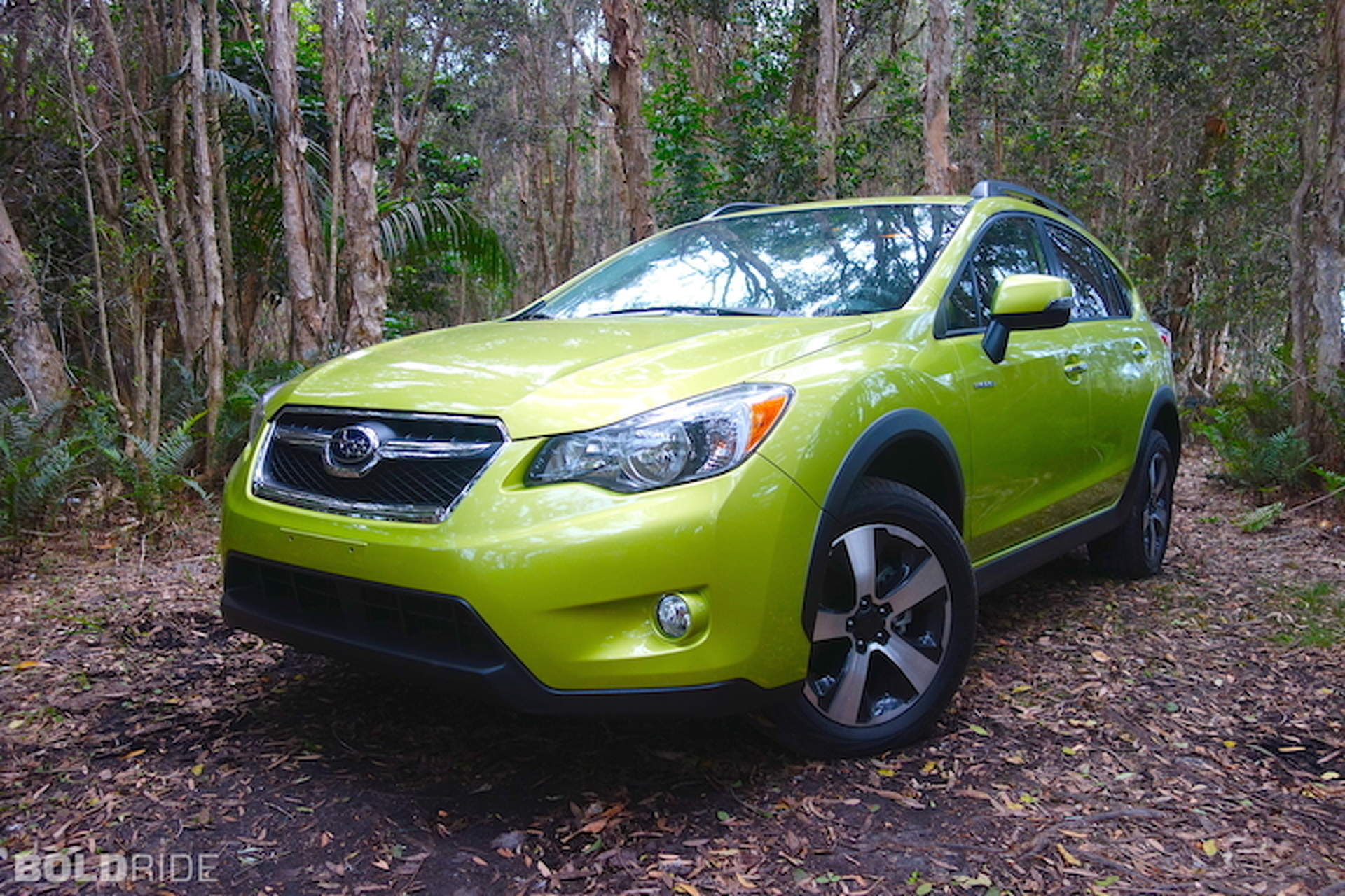 2014 Subaru XV Crosstrek Hybrid Review: When Green Isn't Always Greener…