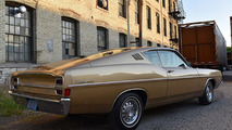 Not-a-Mustang: This Ford Fairlane Fastback is a Wonderful Survivor