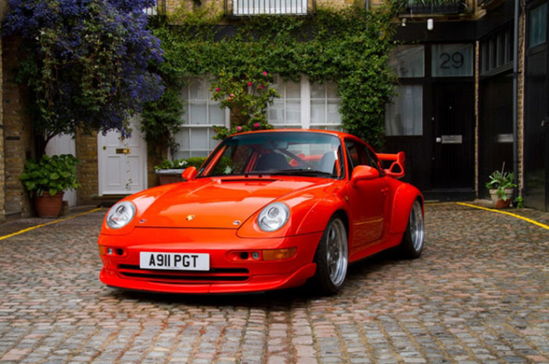 Ultra Rare Porsche 911 GT2 Clubsport Sold in the UK