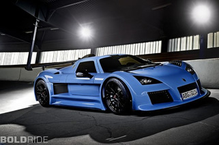 It's Alive! Supercar Maker Gumpert May Have Found a New Investor