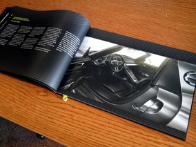 Unboxed: The Porsche 918 Spyder Buyer's Brochure