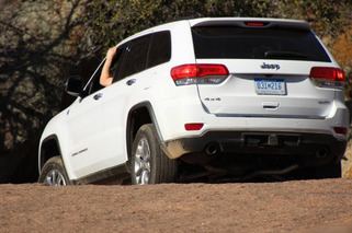 2014 Jeep Grand Cherokee: A Very BoldRide Slide Show