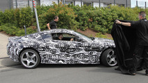 2013 Aston Martin DB9 spy photo - 7.7.2011