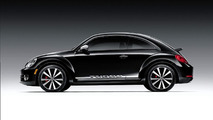 2012 Volkswagen Beetle Black Turbo edition announced for US