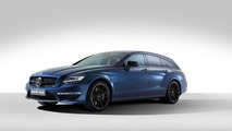 Mercedes-Benz CLS 63 AMG Shooting Brake by Spencer Hart 17.06.2013
