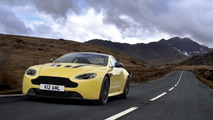 Aston Martin commited to V12 engines, will resist the hybrid trend - report
