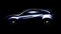 Honda Urban SUV concept teased for 2013 Detroit debut