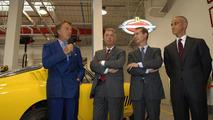 New Ferrari Classiche Division HQ Unveiled