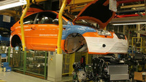New Ford Focus ST Production Begins