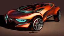 Mitsubishi LA concept