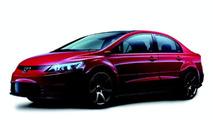 Honda Civic Hybrid Modulo
