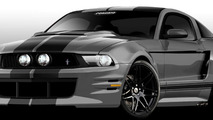 2012 Ford Mustang by Forgiato Wheels for SEMA - 31.10.2011