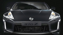 Nissan reveals European 370Z facelift ahead of Paris debut