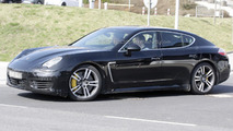 2013 Porsche Panamera to get twin-turbo V6, V8 TDI - report