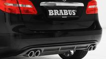 2012 Mercedes-Benz B-Class by Brabus 07.02.2012