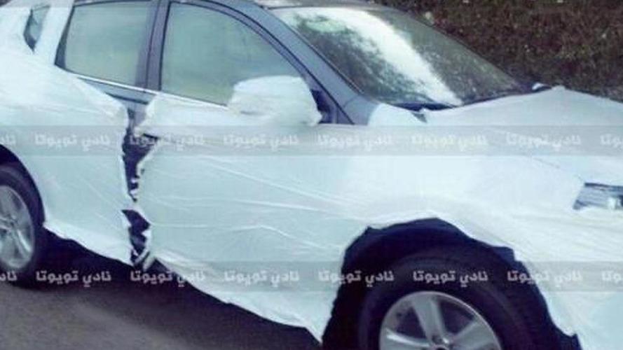 Possible fourth-gen Toyota RAV4 spied