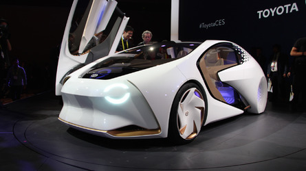 Toyota Concept-i is smarter than your average car