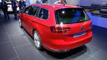 2015 Volkswagen Passat Variant at 2014 Paris Motor Show