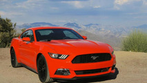 2015 Ford Mustang goes up for order in the UK
