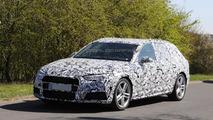 2017 Audi S4 Avant spy photo