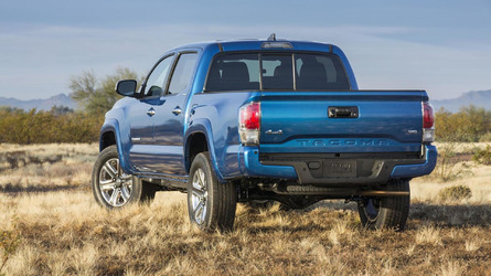 2016 Toyota Tacoma unveiled with a new 3.5-liter V6 engine [video]