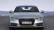 Audi A7/S7 Sportback facelift goes official with matrix LED headlights [videos]