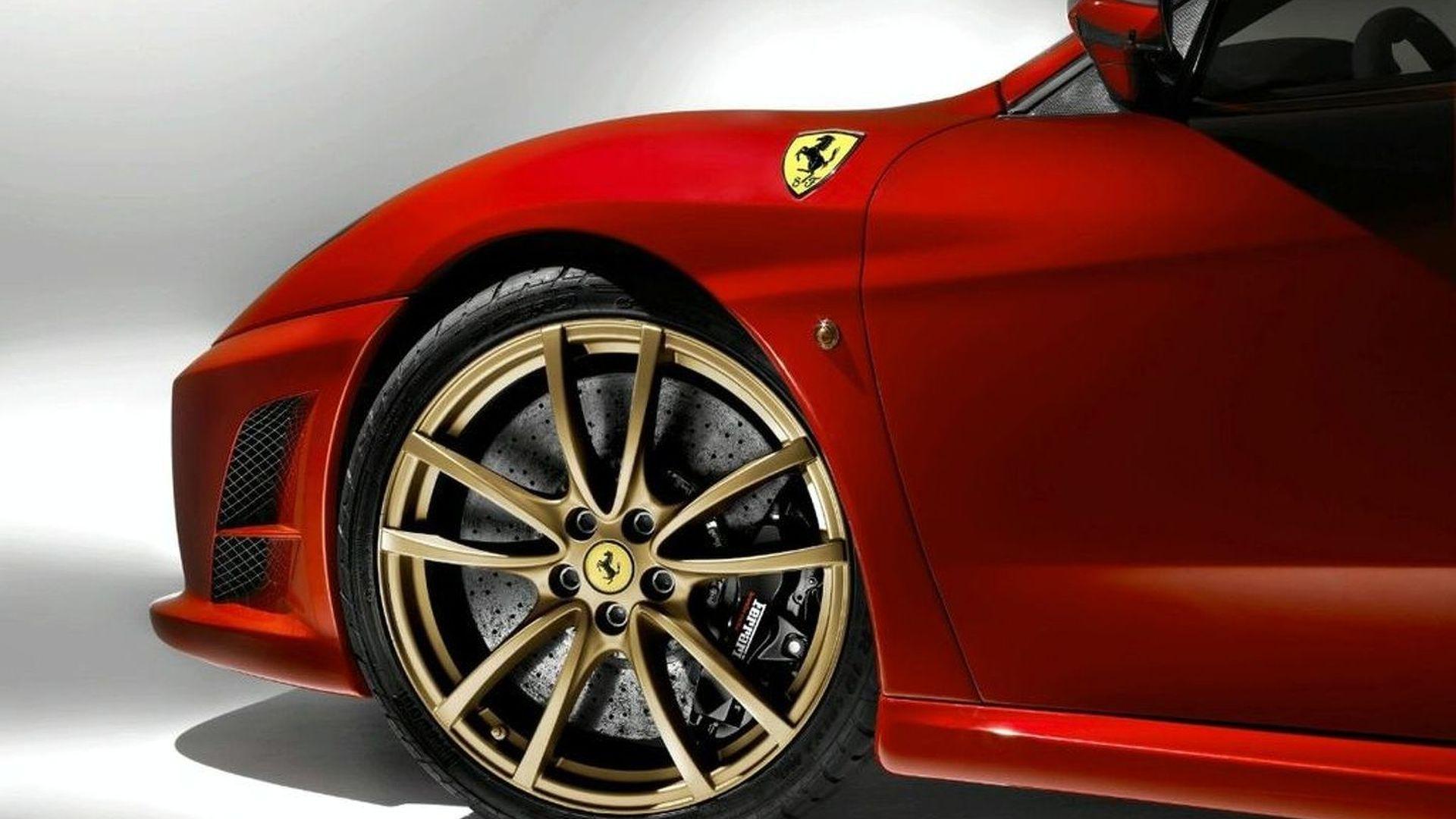 Ferrari exclusive magazine plans advanced
