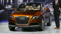 Audi Cross Cabriolet Concept at LAIAS