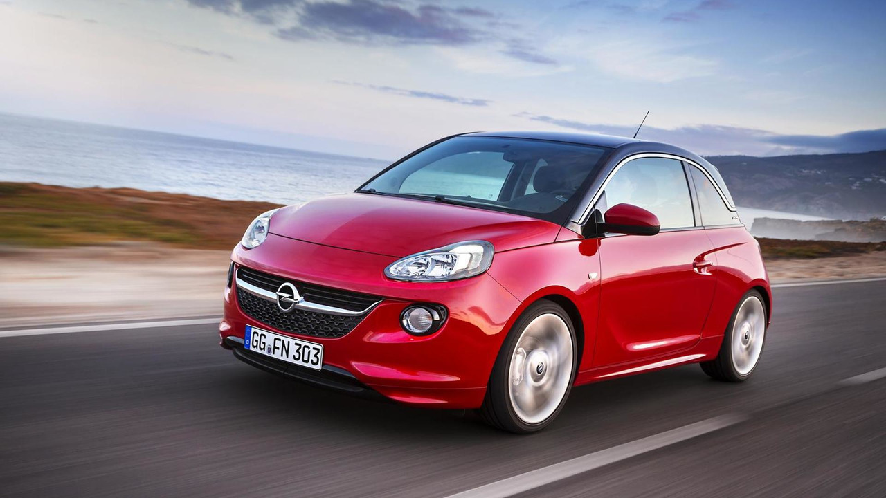 2014 Opel Adam