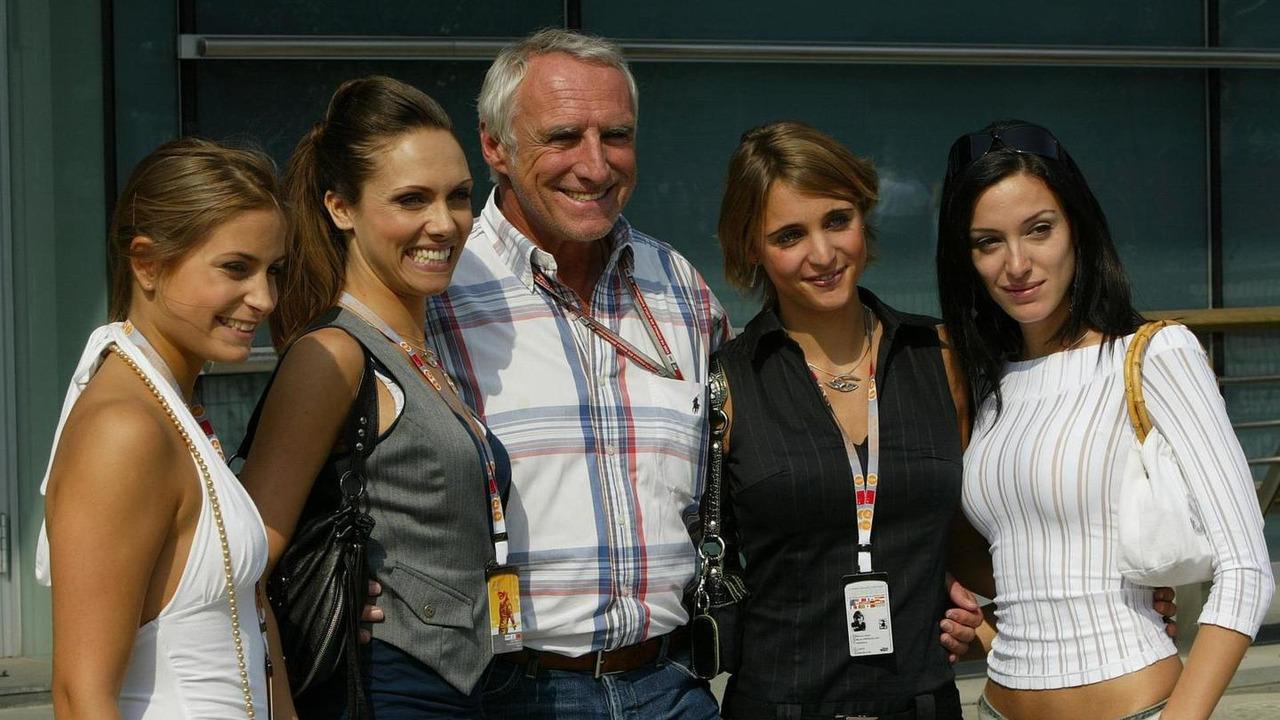 Dietrich Mateschitz 16.10.2005 Chinese Grand Prix
