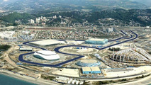 Whiting inspects Sochi track