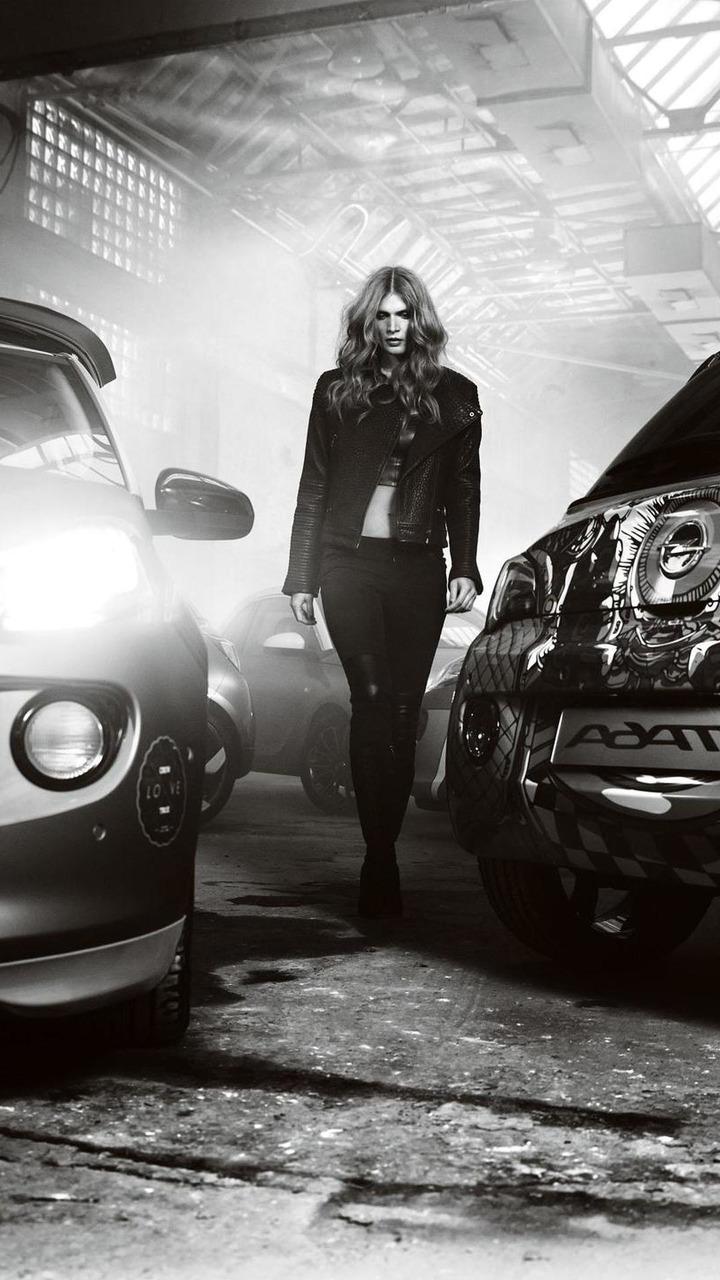 Opel ADAM by Bryan Adams calendar 17.12.2013
