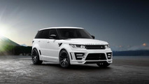 Lumma Design releases more photos of Range Rover Sport CLR RS