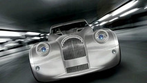 Morgan LifeCar Concept will be unveiled at the Geneva Motor Show in 2008