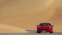 Ferrari California T Deserto Rosso showcased [video]