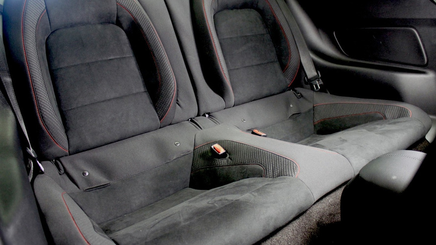 Shelby Mustang GT350R gains optional rear seats