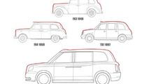 Geely TX5 taxi
