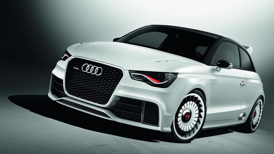NFS World Audi A1 Clubsport Quattro special [video]
