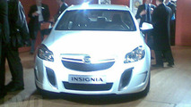 Opel/Vauxhall Insignia OPC/VXR Leaked Photo