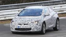 2012 Opel Astra OPC spied Nürburgring 16.03.2011