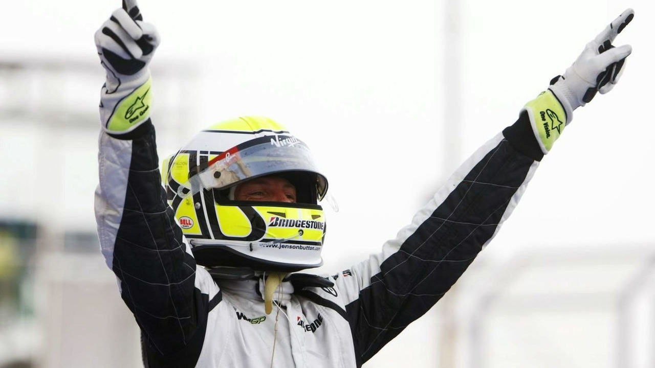 Jenson Button winner Bahrain grand prix 2009