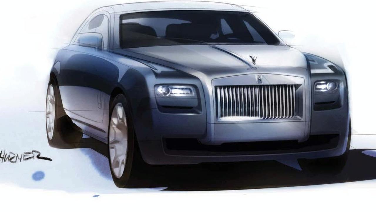 Rolls Royce 200EX Concept - hi res