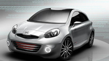 Nissan Compact Sports Concept 20.04.2011