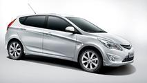 2011 Hyundai Verna 5-door 22.12.2010
