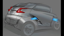Peugeot BB1 Concept Officially Revealed in Detail